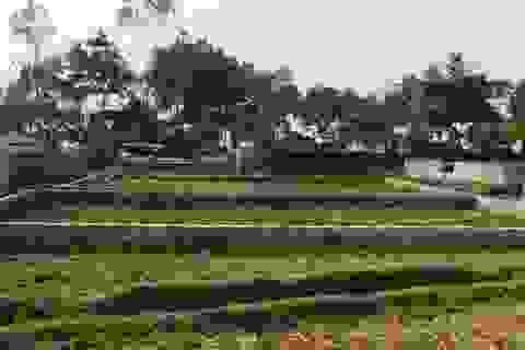 Một ngôi mộ bốc lên 3 ngày chưa có chỗ cải táng