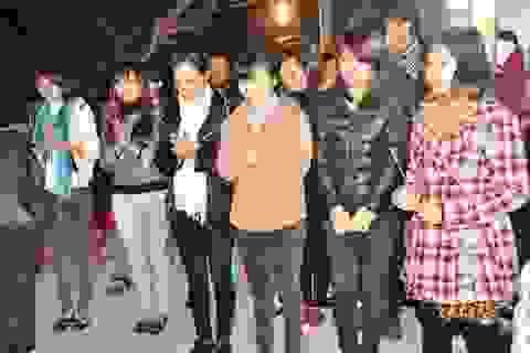 Xót xa đưa tiễn nữ sinh viên sư phạm chết thảm trong đám cháy