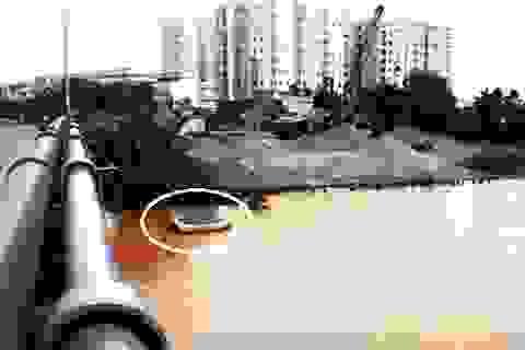 Nam công nhân chết đuối thương tâm khi làm việc dưới sông