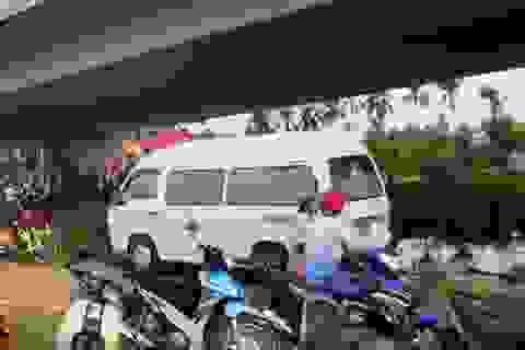 Phát hiện xác người đàn ông trôi trên sông Sài Gòn