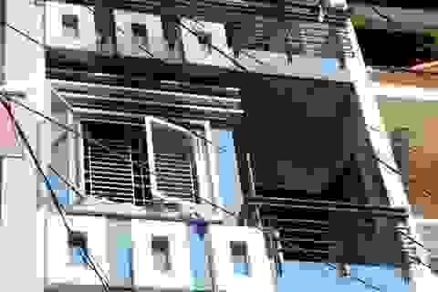 Nhà 3 tầng bốc cháy, 2 phụ nữ bỏng nặng