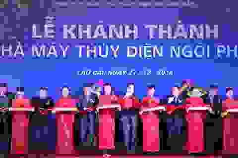 Đưa nhà máy thủy điện có đường hầm năng lượng dài nhất Việt Nam vào hoạt động