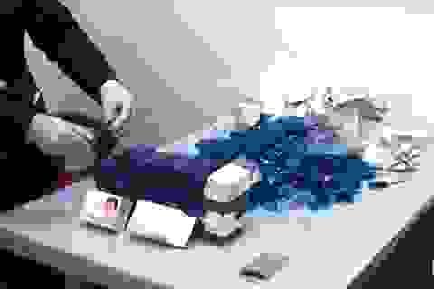 Bà lão 71 tuổi vận chuyển 9 bánh heroin trị giá gần 10 tỷ đồng