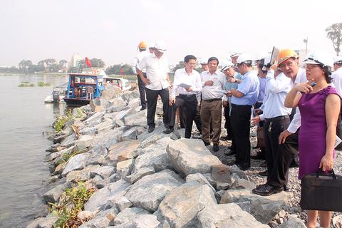 Vụ lấn sông Đồng Nai: Yêu cầu Đồng Nai báo cáo về quá trình triển khai thực hiện