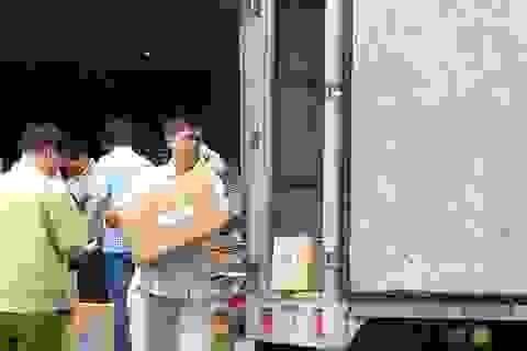 Phát hiện gần 30.000 sản phẩm hàng hóa vi phạm