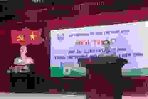 """Hội thảo """"Hợp tác giảng dạy tiếng Anh trong các trường phổ thông tỉnh Nam Định"""""""