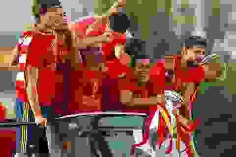 UEFA công bố danh sách 23 tuyển thủ xuất sắc nhất Euro 2012