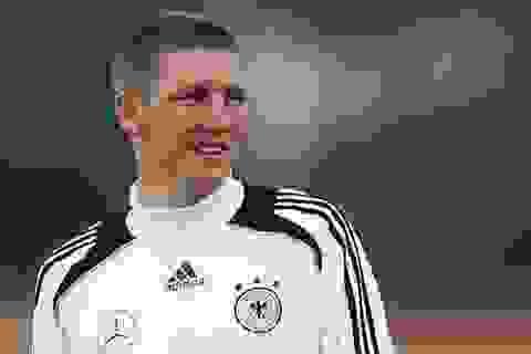 Schweinsteiger sẽ kịp trở lại cho trận đại chiến Đức-Bồ Đào Nha