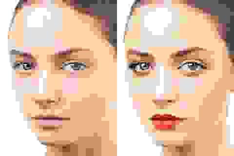 Hướng dẫn trang điểm với môi đỏ quyến rũ