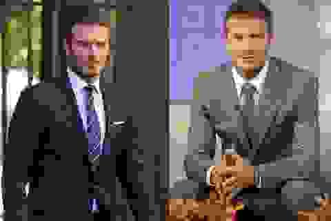 Beckham: Người đàn ông mặc vest quyến rũ nhất thế giới