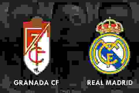 Granada - Real Madrid: Tâm điểm Varane?