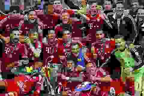Đề cử cầu thủ xuất sắc nhất châu Âu 2013: Bayern chiếm ưu thế