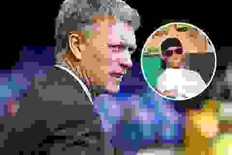 Sau chuyến du đấu, David Moyes quyết nói chuyện thẳng thắn Rooney