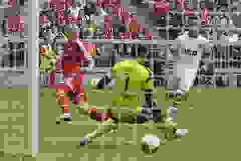Màn làm xiếc của Robben và những bàn thắng đẹp vòng 3 Bundesliga