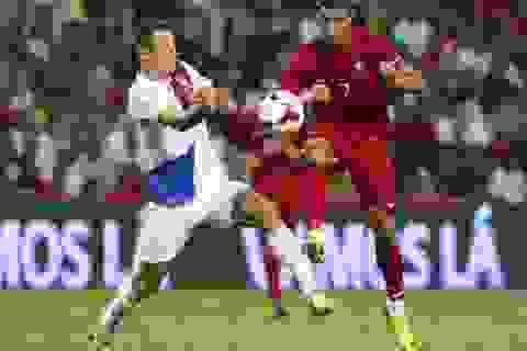 C.Ronaldo tỏa sáng, Bồ Đào Nha thoát thua trước Hà Lan