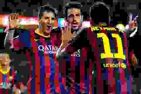 Tata Martino và bài toán không Lionel Messi