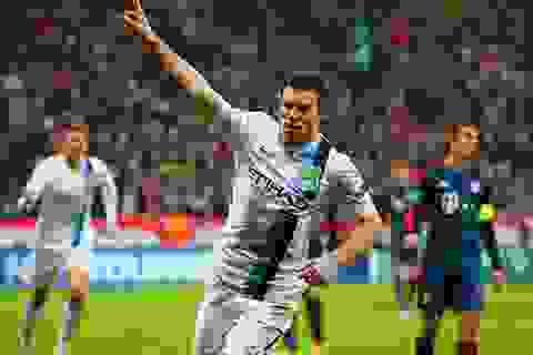 Man City lội ngược dòng ngoạn mục ngay trên Allianz Arena