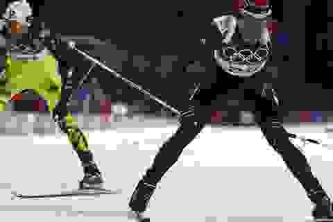 Bjoerndalen cân bằng kỷ lục huy chương tại Olympic Sochi 2014
