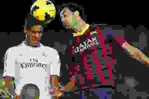 """Lịch sử những trận """"siêu kinh điển"""" tại chung kết Copa del Rey"""