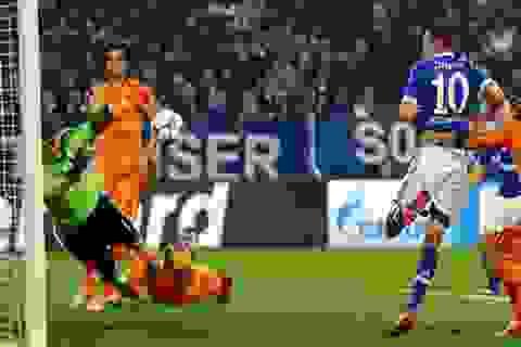 Casillas thiết lập kỷ lục 952 phút giữ sạch lưới