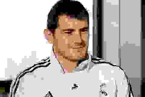 """Casillas: """"Tôi sẽ ở Real Madrid đến năm 40 tuổi"""""""