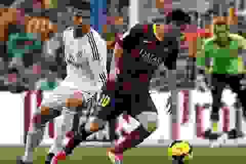 """Loạt trận """"siêu kinh điển"""" Real-Barca sắp tái hiện?"""