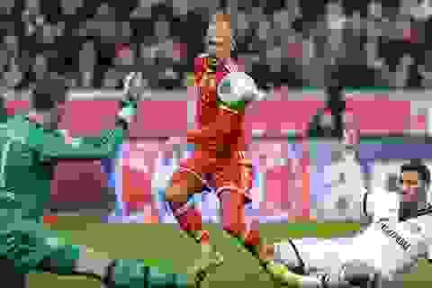 """Theo chân Real Madrid, Bayern Munich """"nghiền nát"""" Schalke 04"""