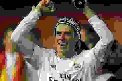 """Báo chí quốc tế hết lời ca ngợi """"siêu Gareth Bale"""""""
