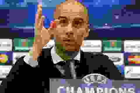 Guardiola thừa nhận Real đá phản công quá lợi hại