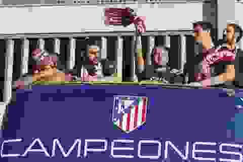 6 điểm nhấn đưa Atletico đến ngôi vương La Liga