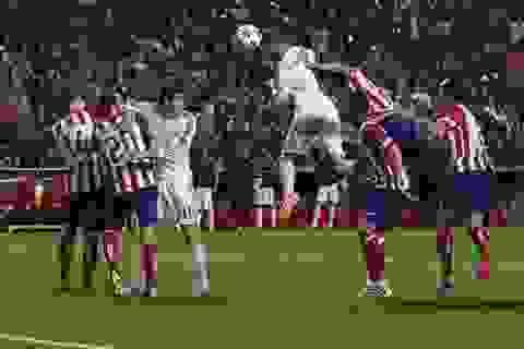 Nhìn lại 120 phút derby Madrid đầy cảm xúc tại Lisbon