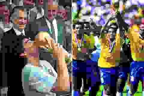 Nhìn lại những khoảnh khắc đăng quang ở 20 kỳ World Cup