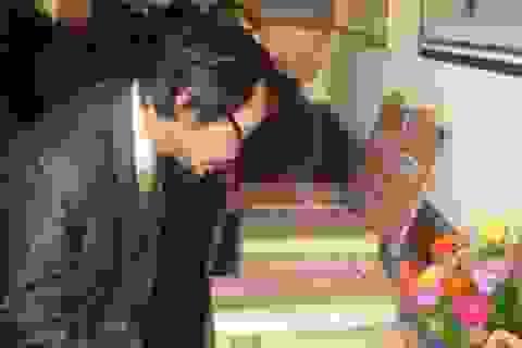 Khai mạc triển lãm sách báo, hình ảnh Đại tướng Nguyễn Chí Thanh