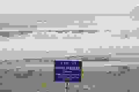 Cơn bão đầu tiên của năm 2015 hình thành gần Biển Đông