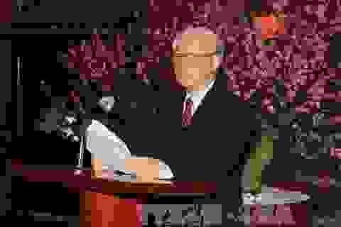 Tổng Bí thư Nguyễn Phú Trọng: Minh chứng cho bản lĩnh, trí tuệ và sức mạnh đoàn kết Việt Nam