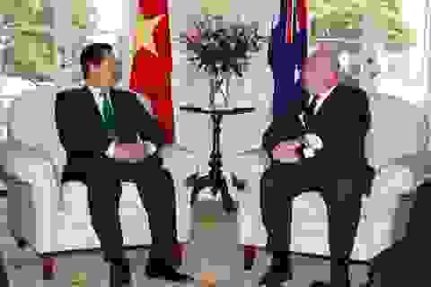 Toàn quyền Australia: Ấn tượng sâu sắc vì là cựu chiến binh Việt Nam