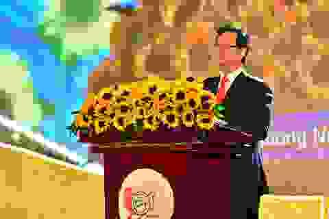 Thủ tướng dự lễ kỷ niệm 40 năm ngày giải phóng miền Nam tại Cần Thơ