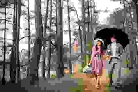 Thung lũng tình yêu mùa Valentine