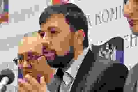 Đông Ukraine: Phe ly khai muốn sáp nhập vào Nga