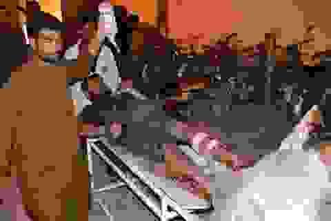 Pakistan: Tên lửa rơi trúng chợ, 22 người thương vong