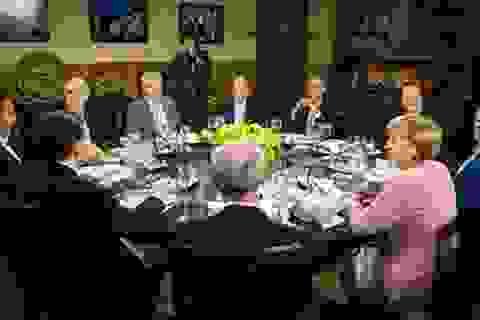 Ông Obama khai mạc G8 với khủng hoảng eurozone là trọng tâm