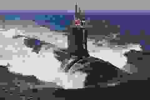 Mỹ đưa tàu ngầm tấn công đến Philippines