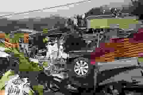 Tây nam Nhật tan hoang trong mưa lũ