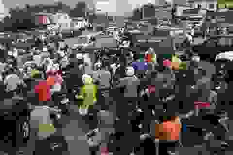 Động đất mạnh rung chuyển miền tây Indonesia, 1 người chết