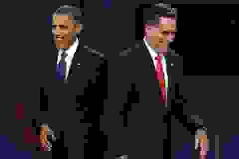 """Cuộc đua vào Nhà Trắng đang """"ngang ngửa"""""""