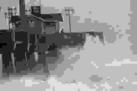 Bão Sandy đe dọa bầu cử tổng thống Mỹ