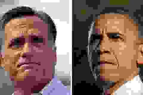 Cuộc đua Obama-Romney tăng tốc sau bão