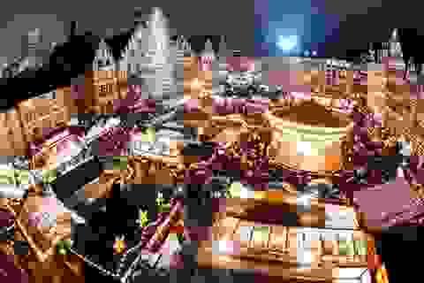 Thăm những hội chợ Giáng sinh đẹp nhất và lâu đời nhất thế giới
