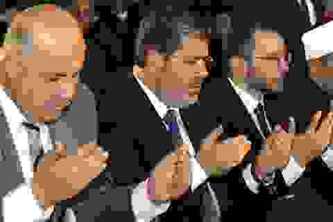 Phó Tổng thống và Thống đốc Ngân hàng Trung ương Ai Cập từ chức