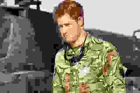 """Hoàng tử Harry """"tiêu diệt thủ lĩnh Taliban"""""""